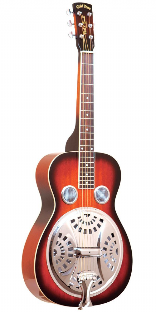 Gold Tone PBS: Paul Beard Squareneck Resonator Guitar